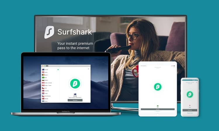 Surfshark Feature