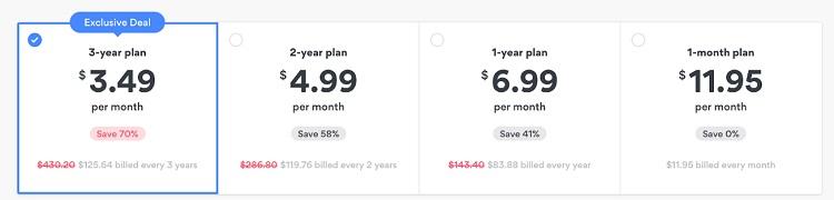 NordVPN | Pricing