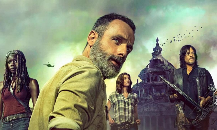 Best Horror on Netflix -The Walking Dead
