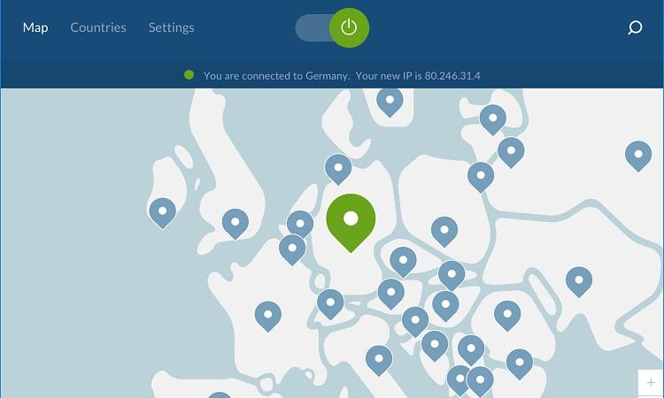 NordVPN Reduce Digital Footprint